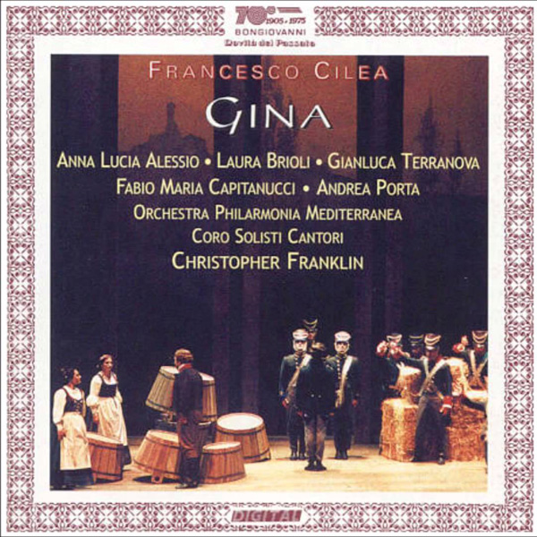 CILEA Gina Philharmonia Mediterranea, Christopher Franklin