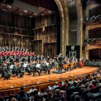 Teatro de Belles Artes - Mexico City