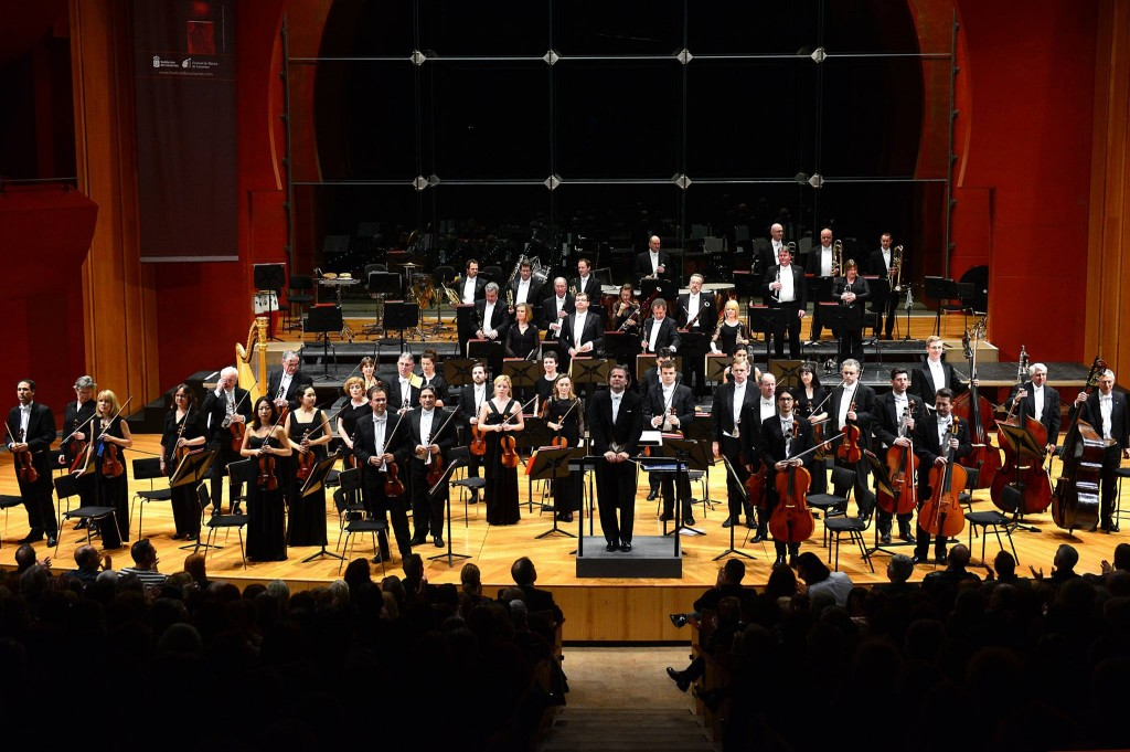 Christopher Franklin London Philharmonic