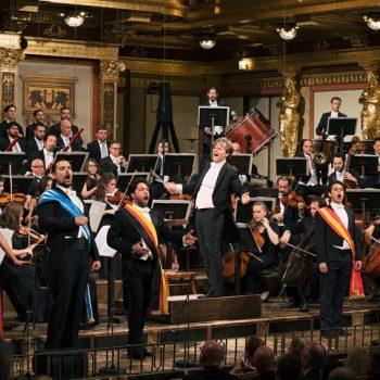 Il Viaggio a Reims with Juan Diego Florez; Musikverein, Vienna