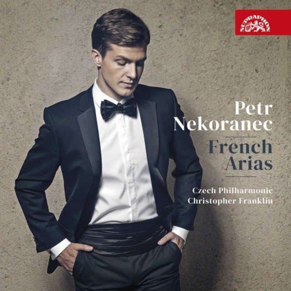 French Arias Petr Nekoranec - tenor, Czech Philharmonic, conductor: Christopher Franklin
